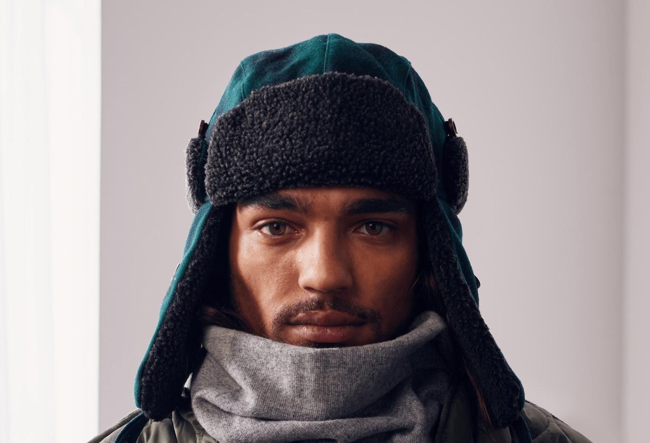 face id sjaal