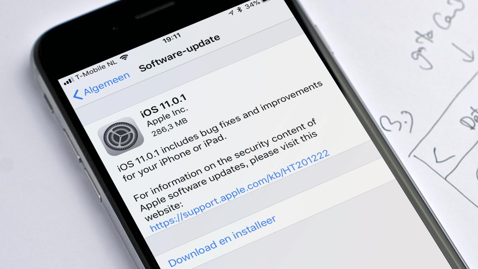 iOS 11.0.1 lifestyle 16x9
