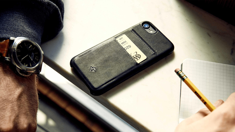 iPhone 8 Credit Card Case 16x9