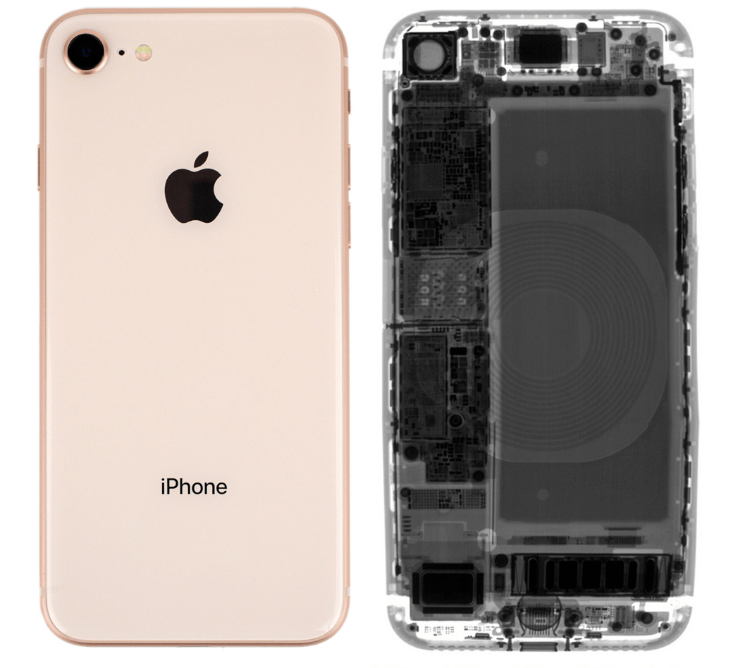 iPhone 8 ifixit 001