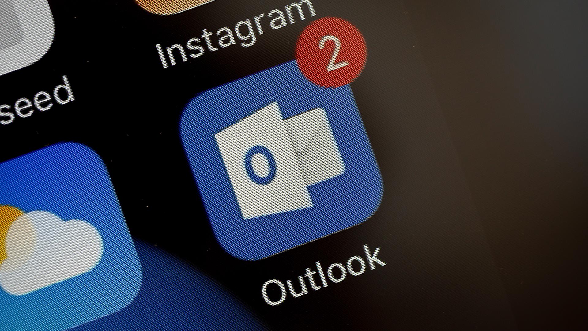 outlook icoon 16x9