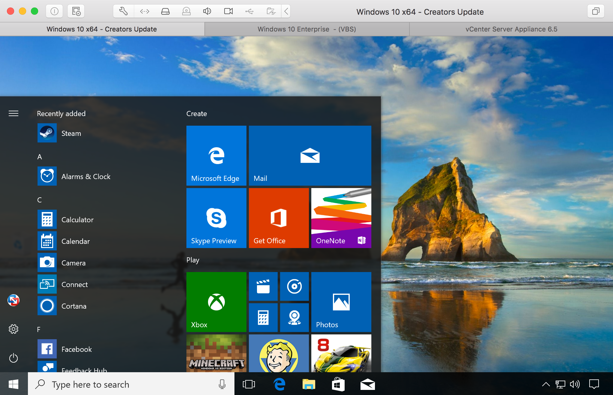 vmware fusion windows 10 001