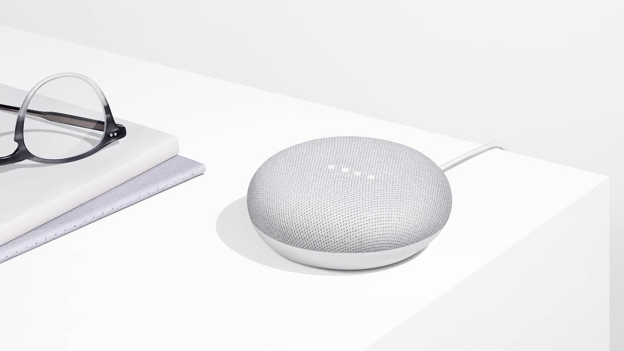 Google Home Mini lifestyle 16x9