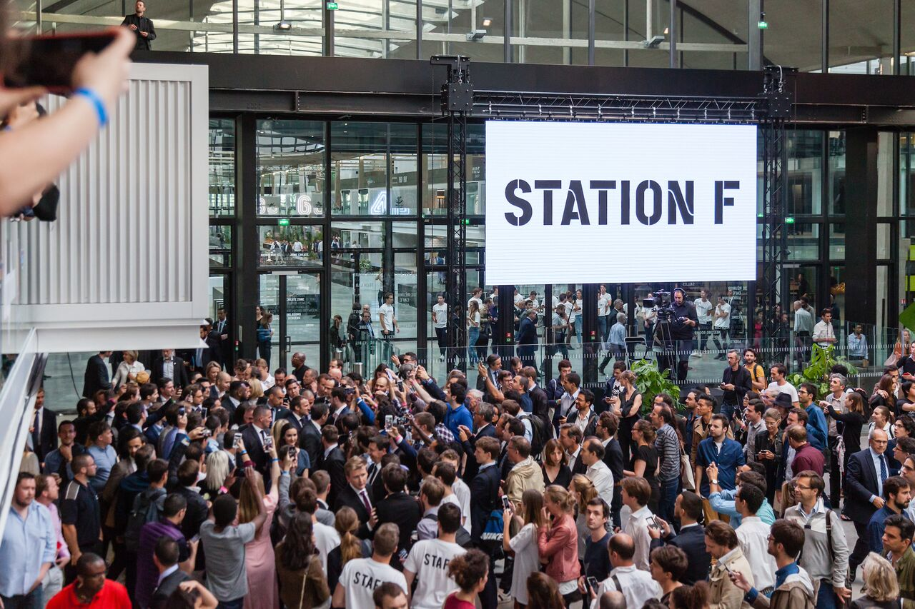Station F 001
