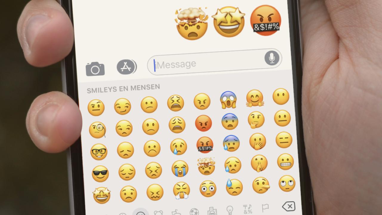 iOS 11 public beta 2 nieuwe emoji 16x9