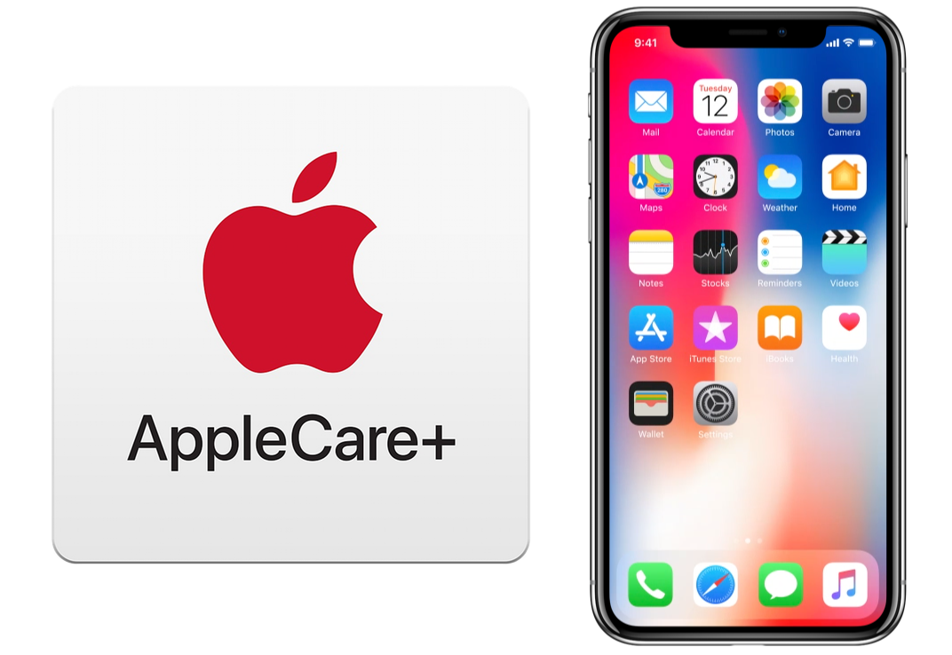 iPhone X AppleCare+ 001
