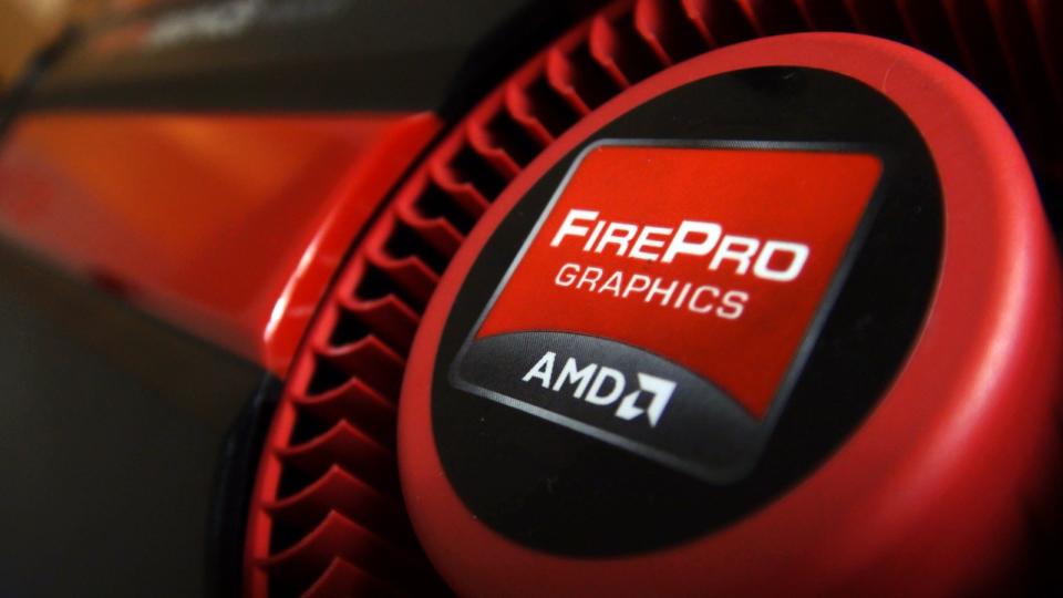 AMD FirePro 16x9