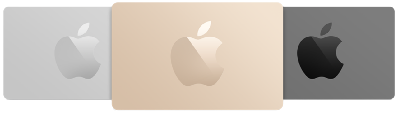 Apple Gift Card wide 001