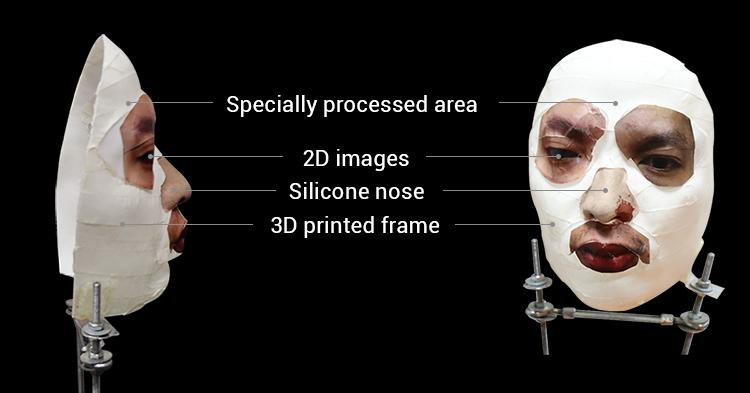 Face ID Masker