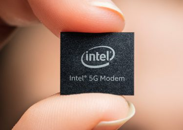Intel 5G modem iPhone