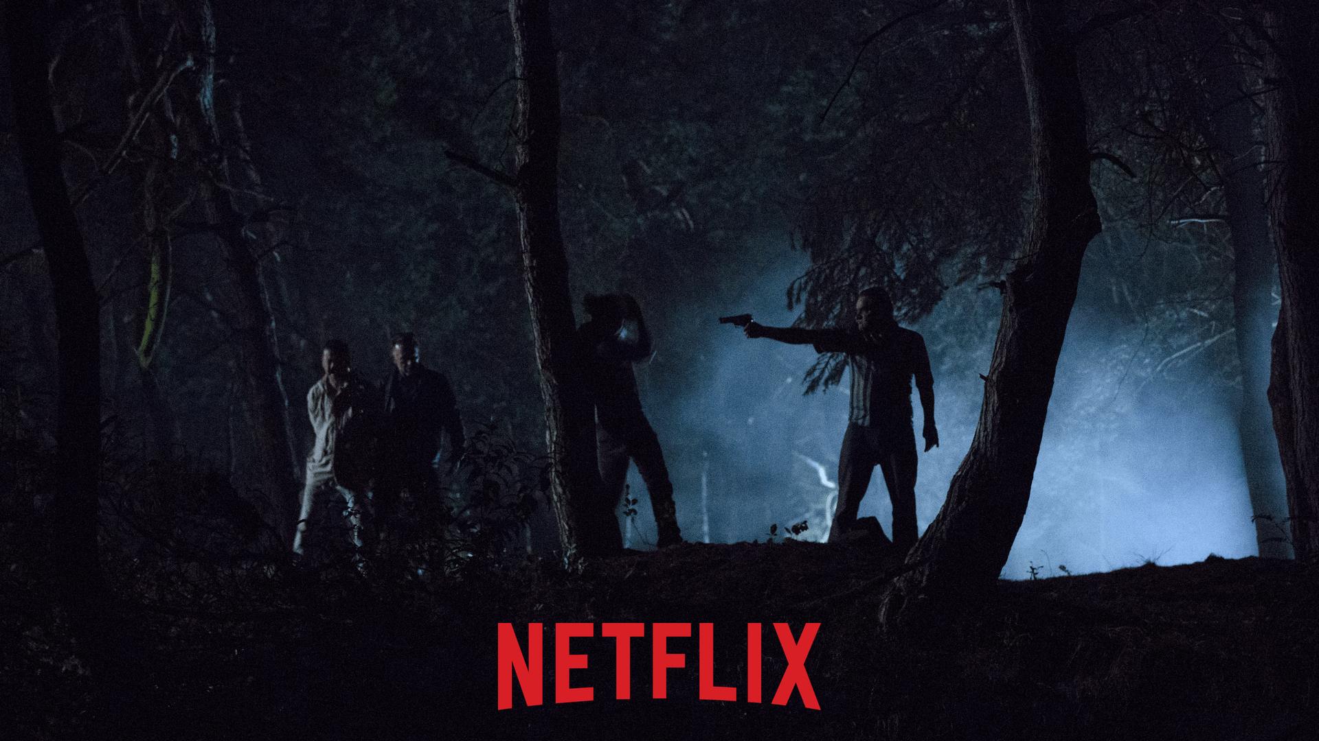 Netflix Undercover NL BE 16x9