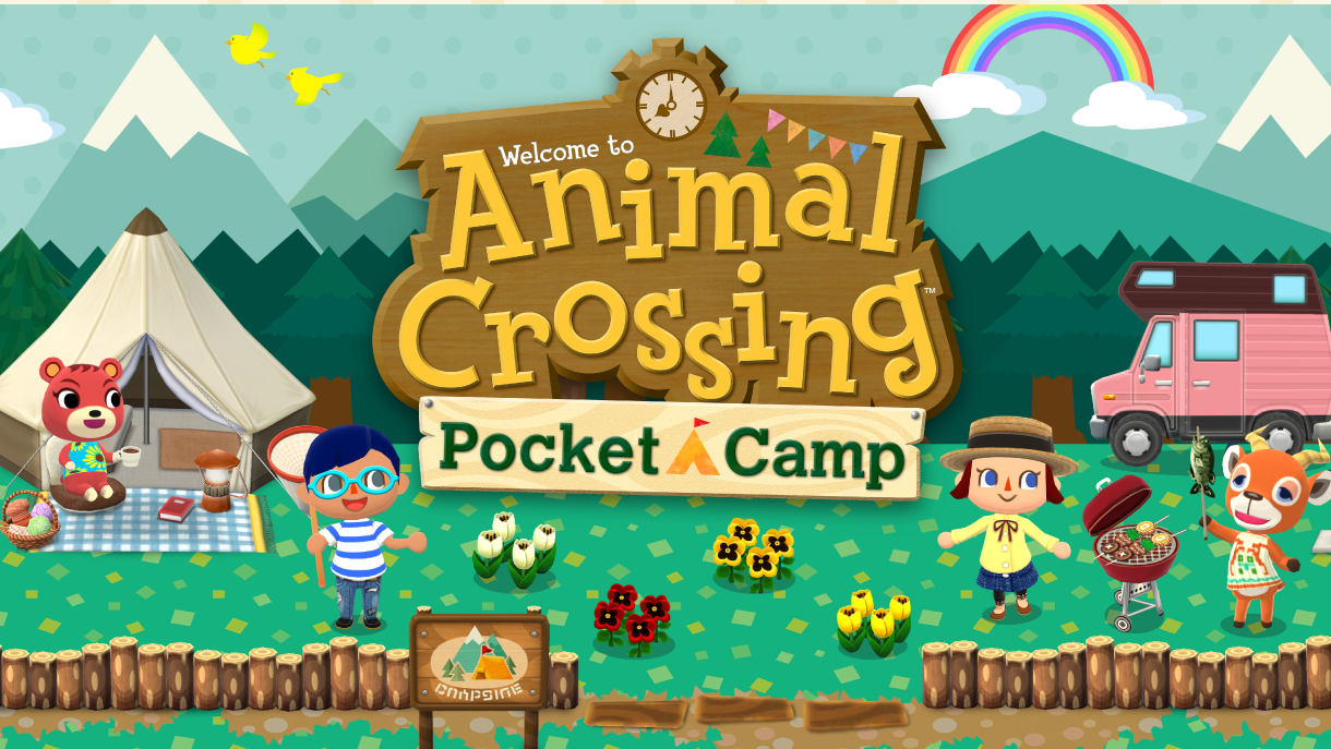 animal crossing pocket camp 16x9