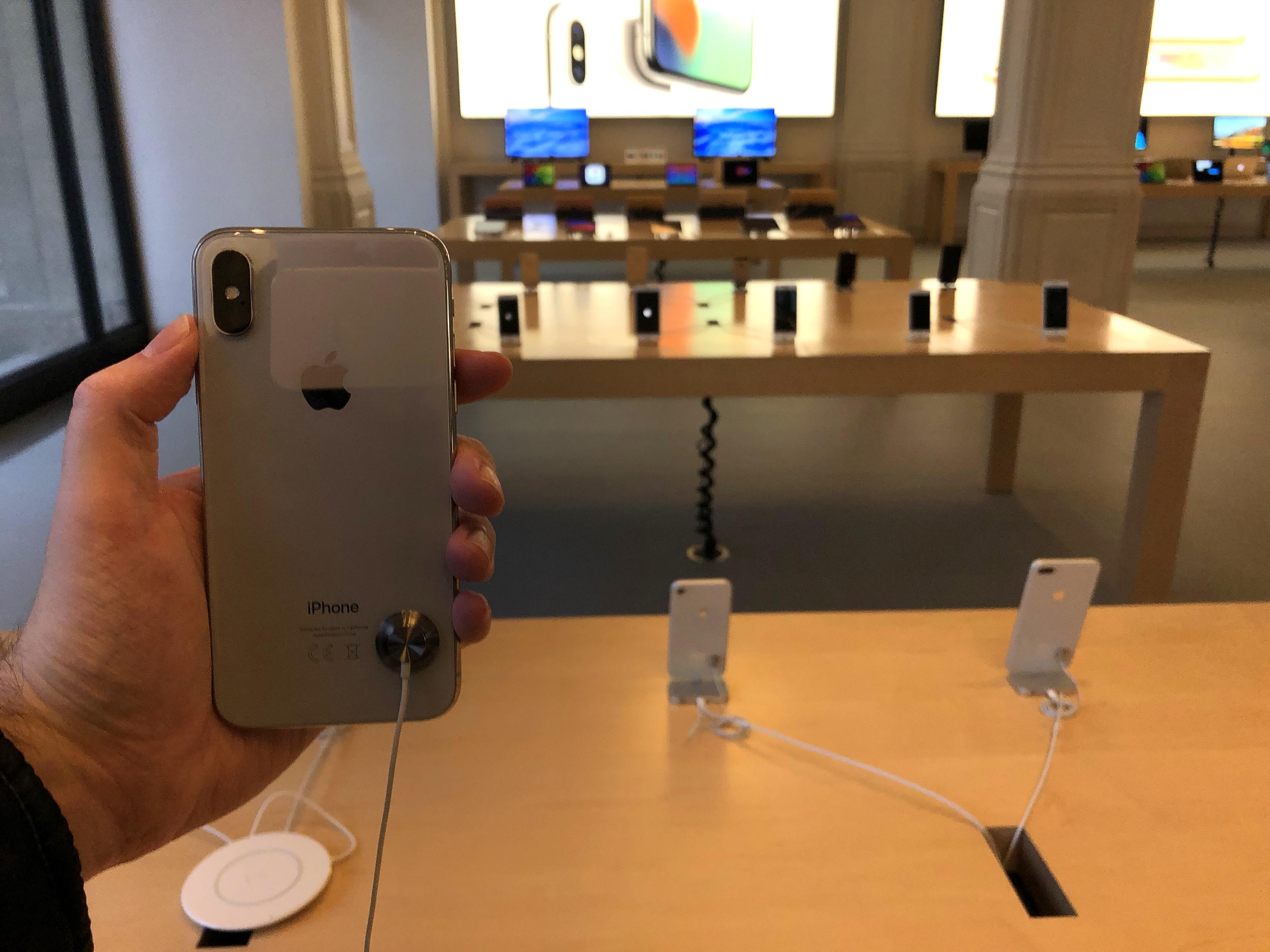 iPhone X amsterdam 003