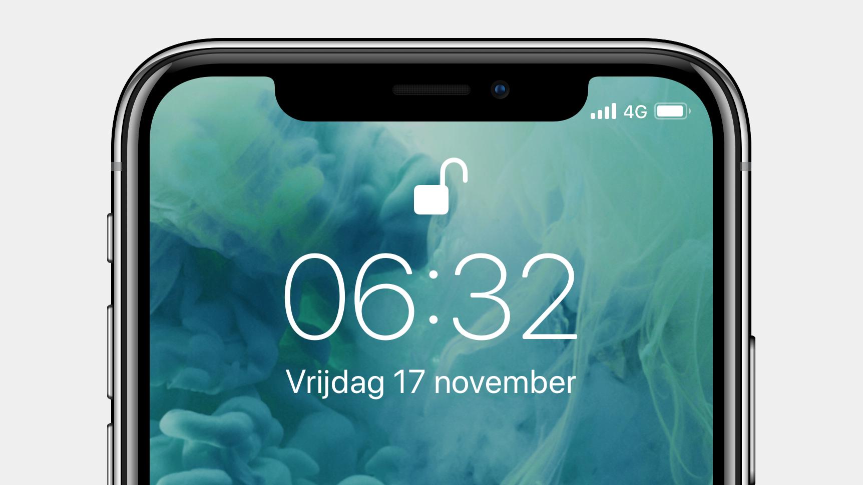 iPhone X winter 16x9