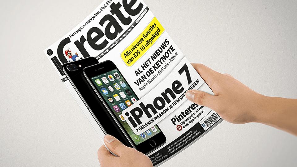 icreate magazine 16x9