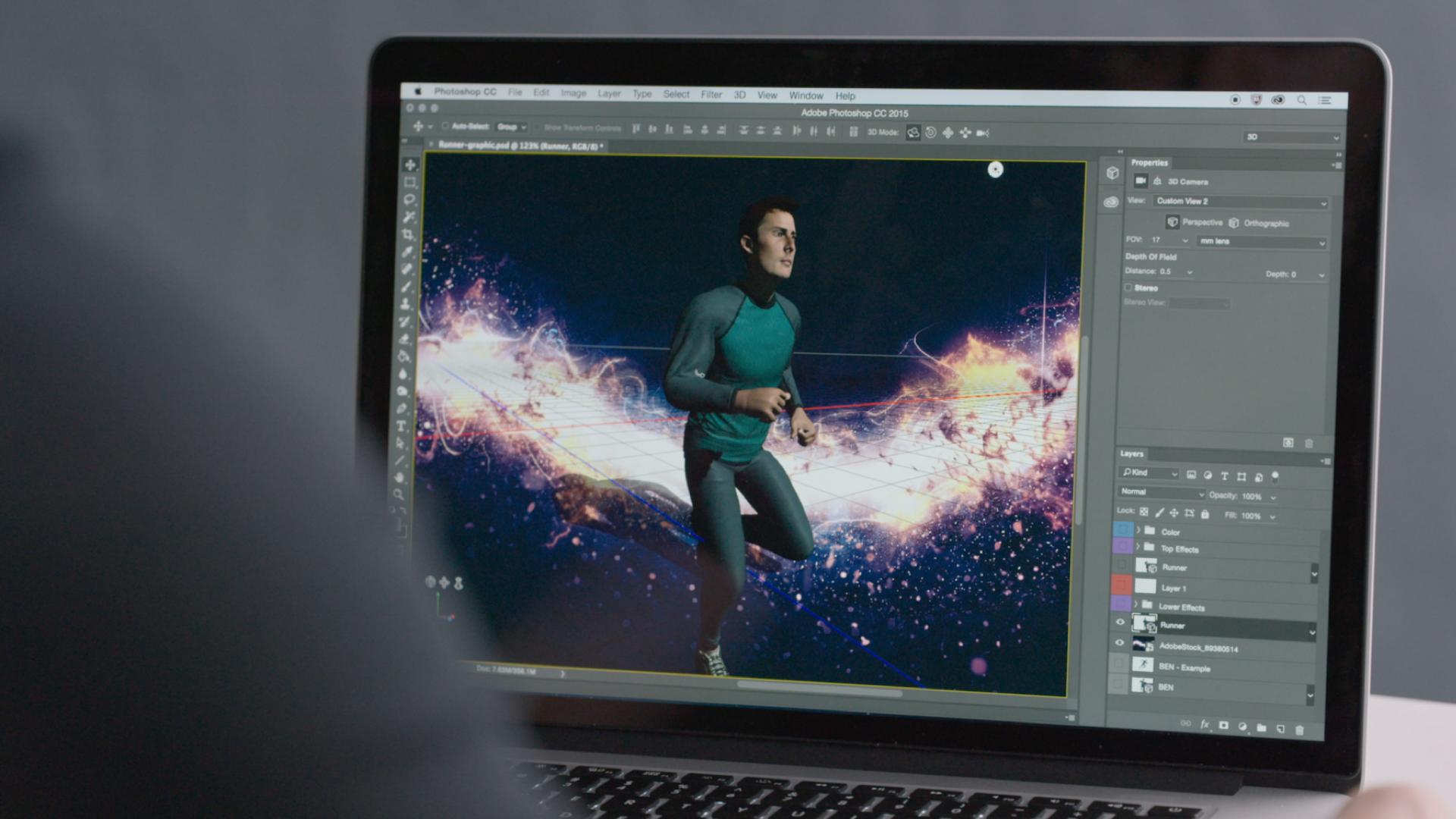 photoshop macbook 16x9