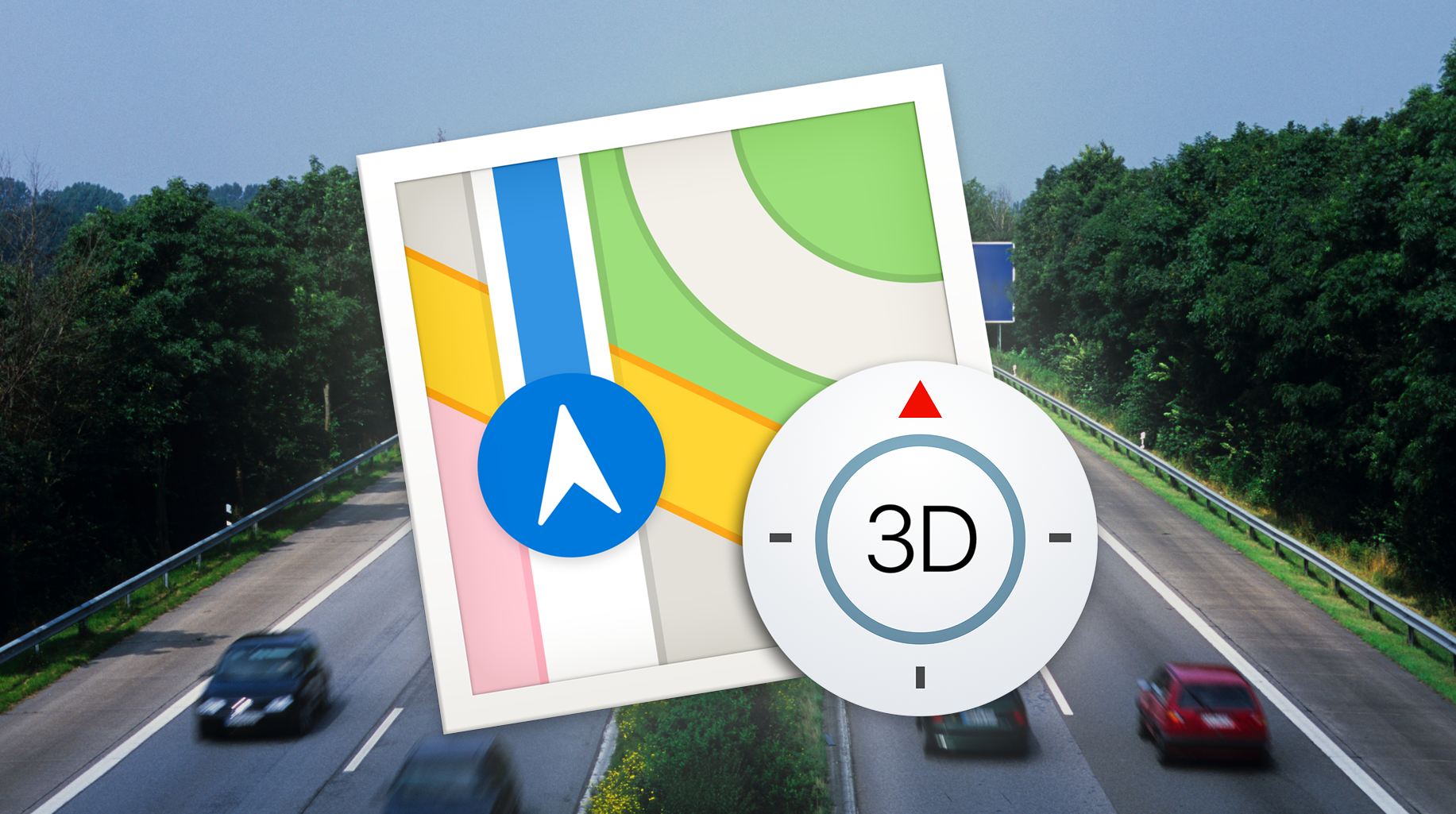 Apple Maps snelweg 16x9