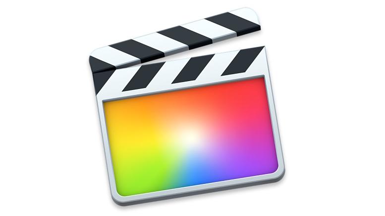 Final Cut Pro logo 16x9