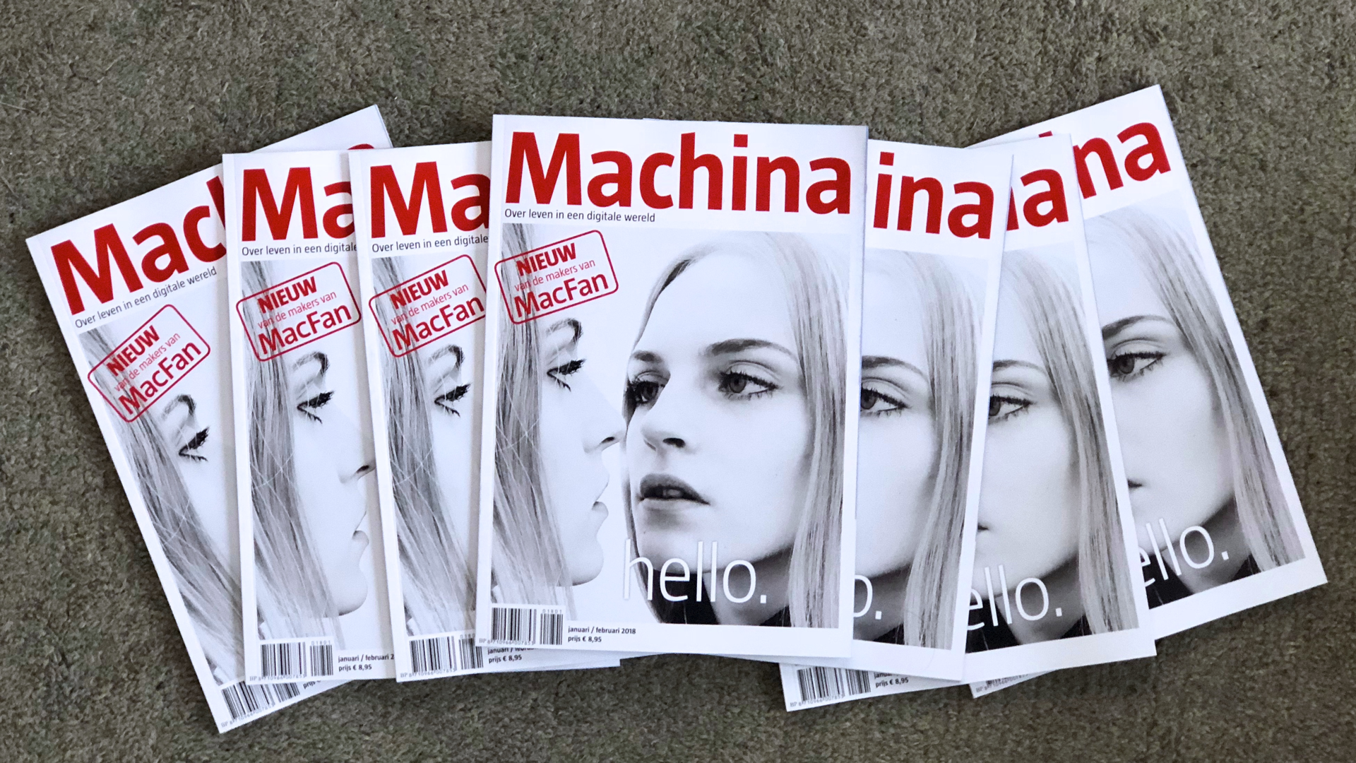 Machina Covers 16x9