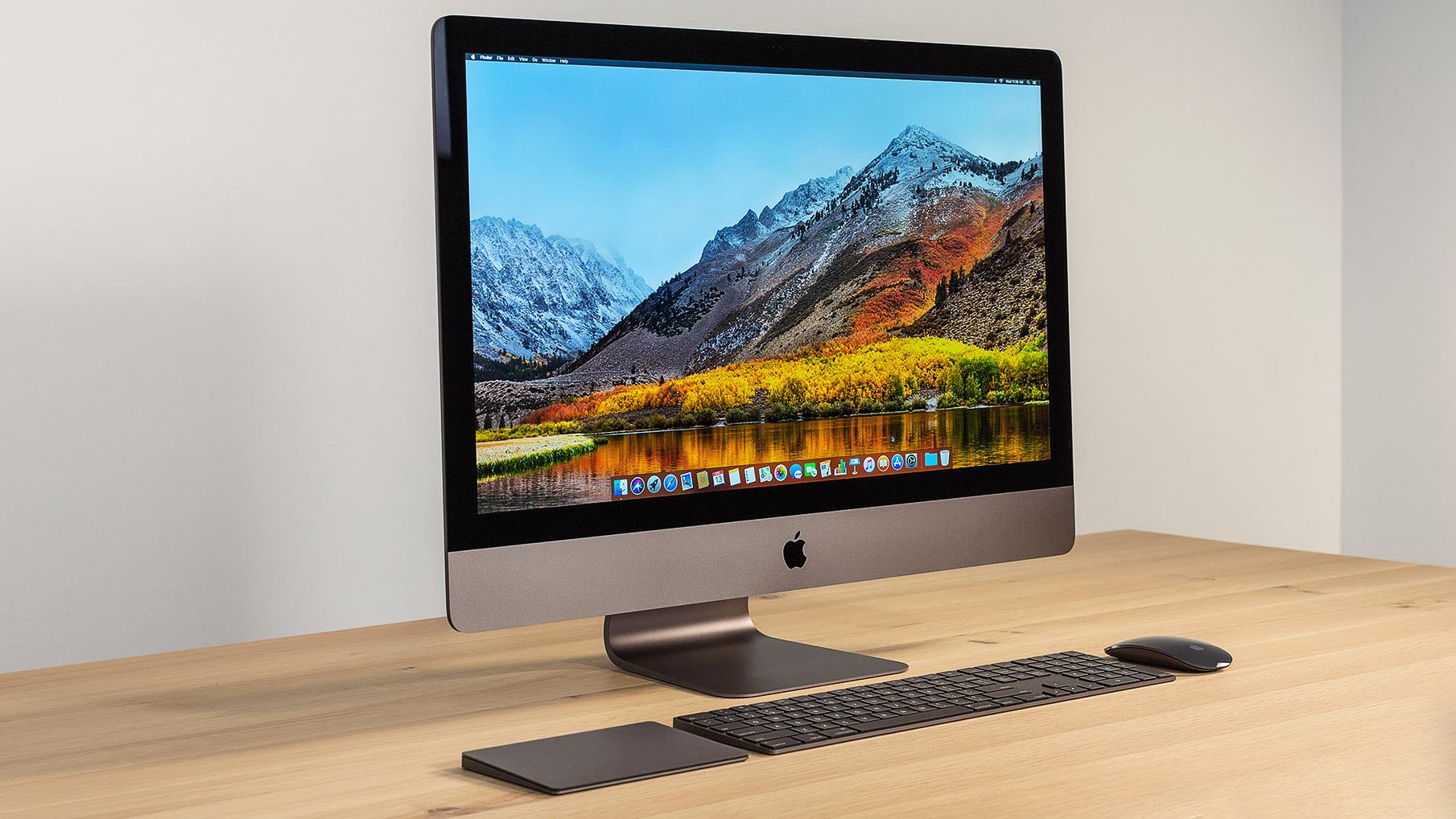 iMac Pro 16x9