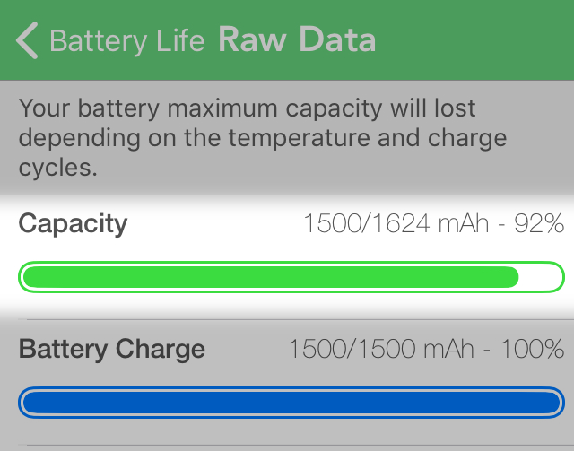 ios battery capacity 001