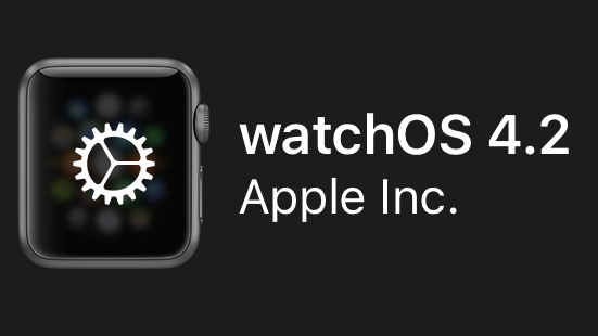 watchos 4.2 16x9
