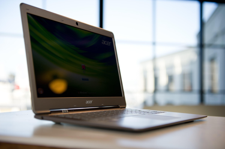 Acer Aspire S3 ultrabook (2011)