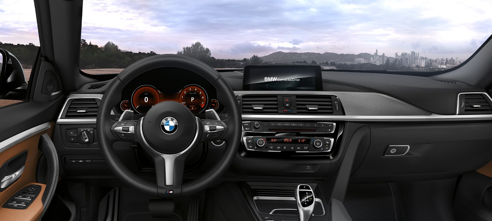 CarPlay is onderdeel van BMW Connected Drive