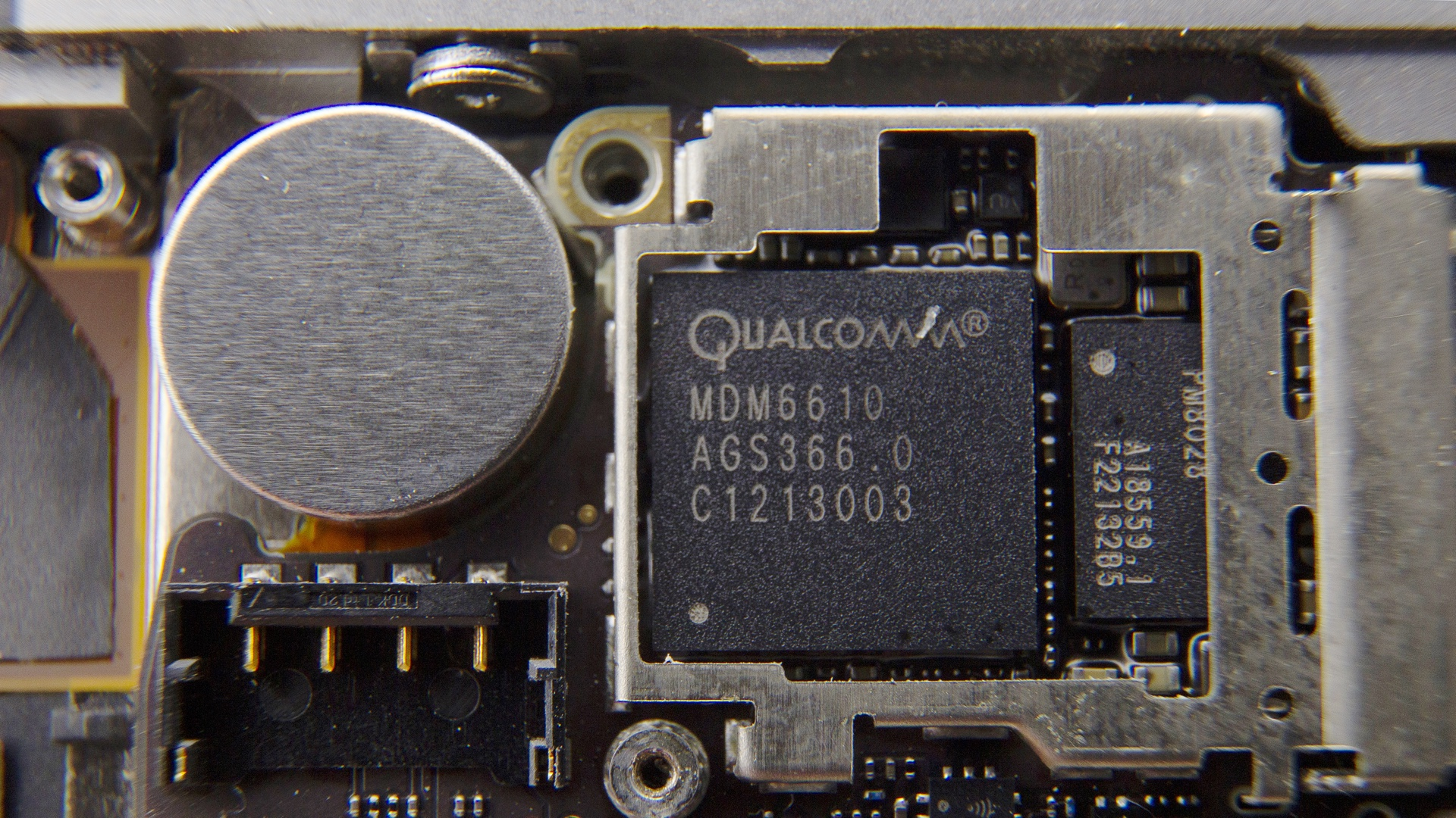 Qualcomm-chip in iPhone