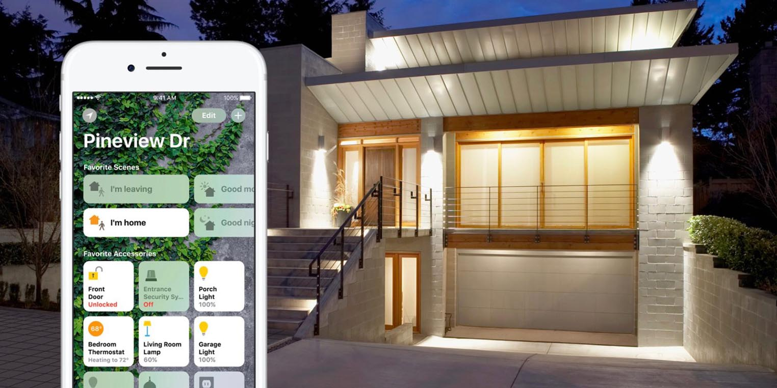 home series homekit