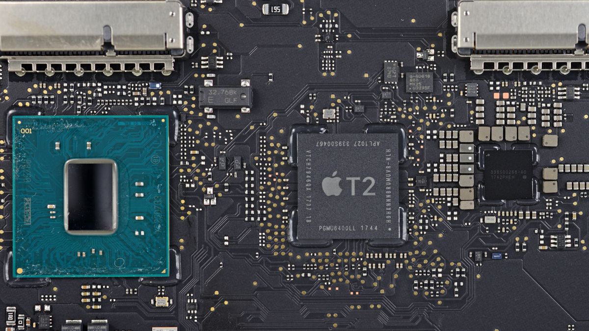 T2-chip MacBook Pro 2018