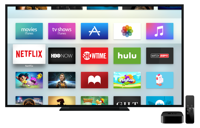 netflix apple tv