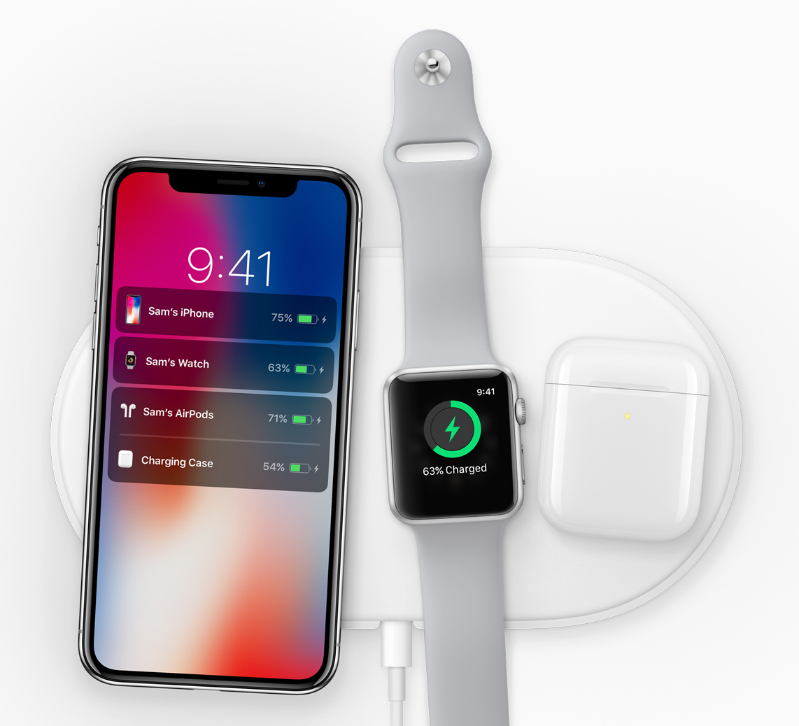 Apple AirPower iPhone 2019 AirPods