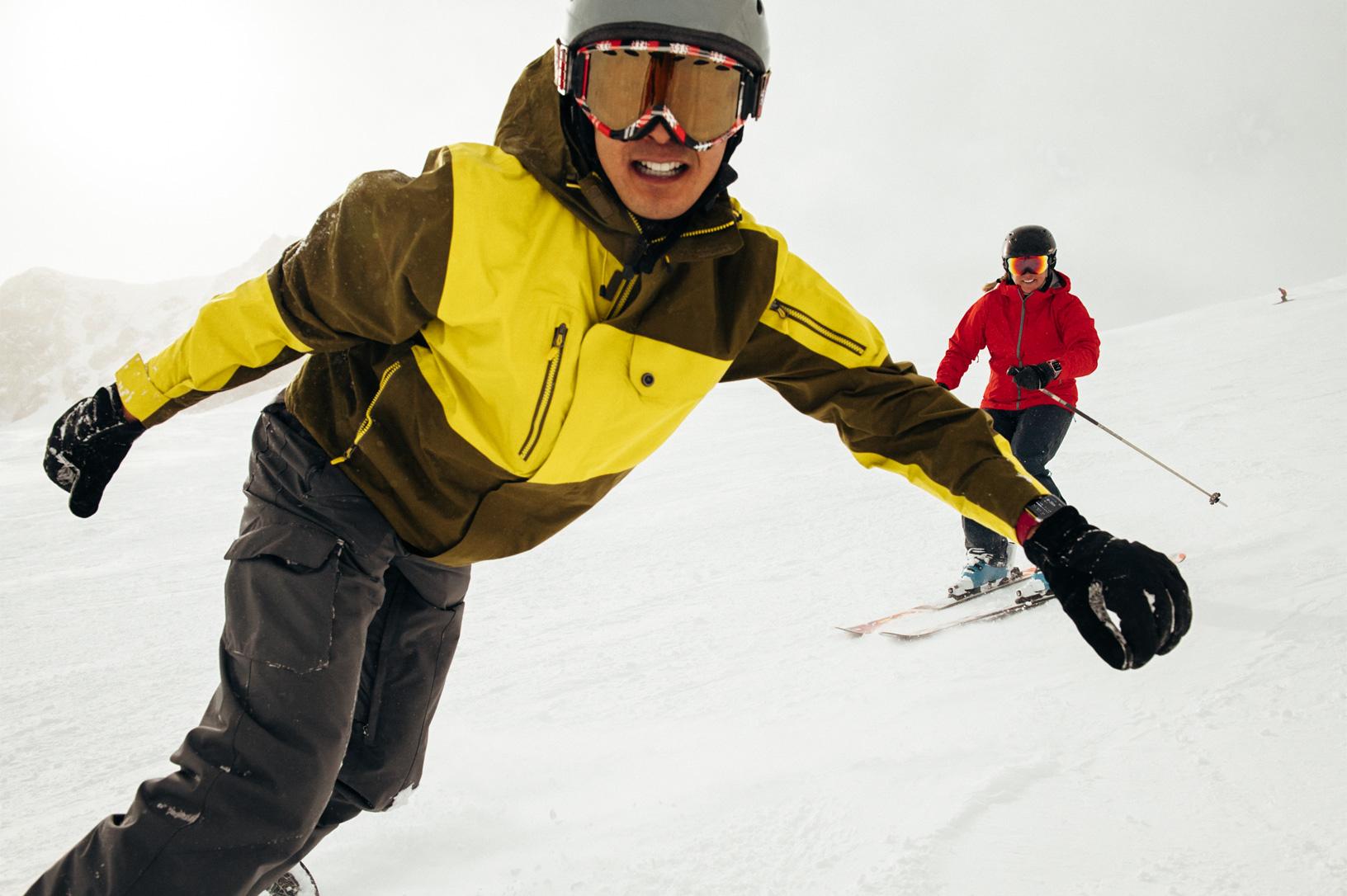 Apple Watch Ski Snowboard