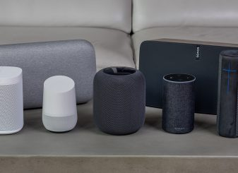 HomePod Sonos Google Home Amazon Echo