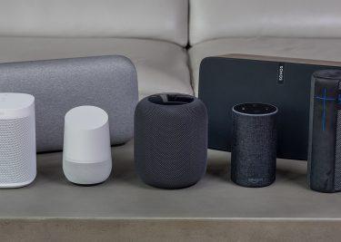 HomePod Sonos Google Home Amazon Echo