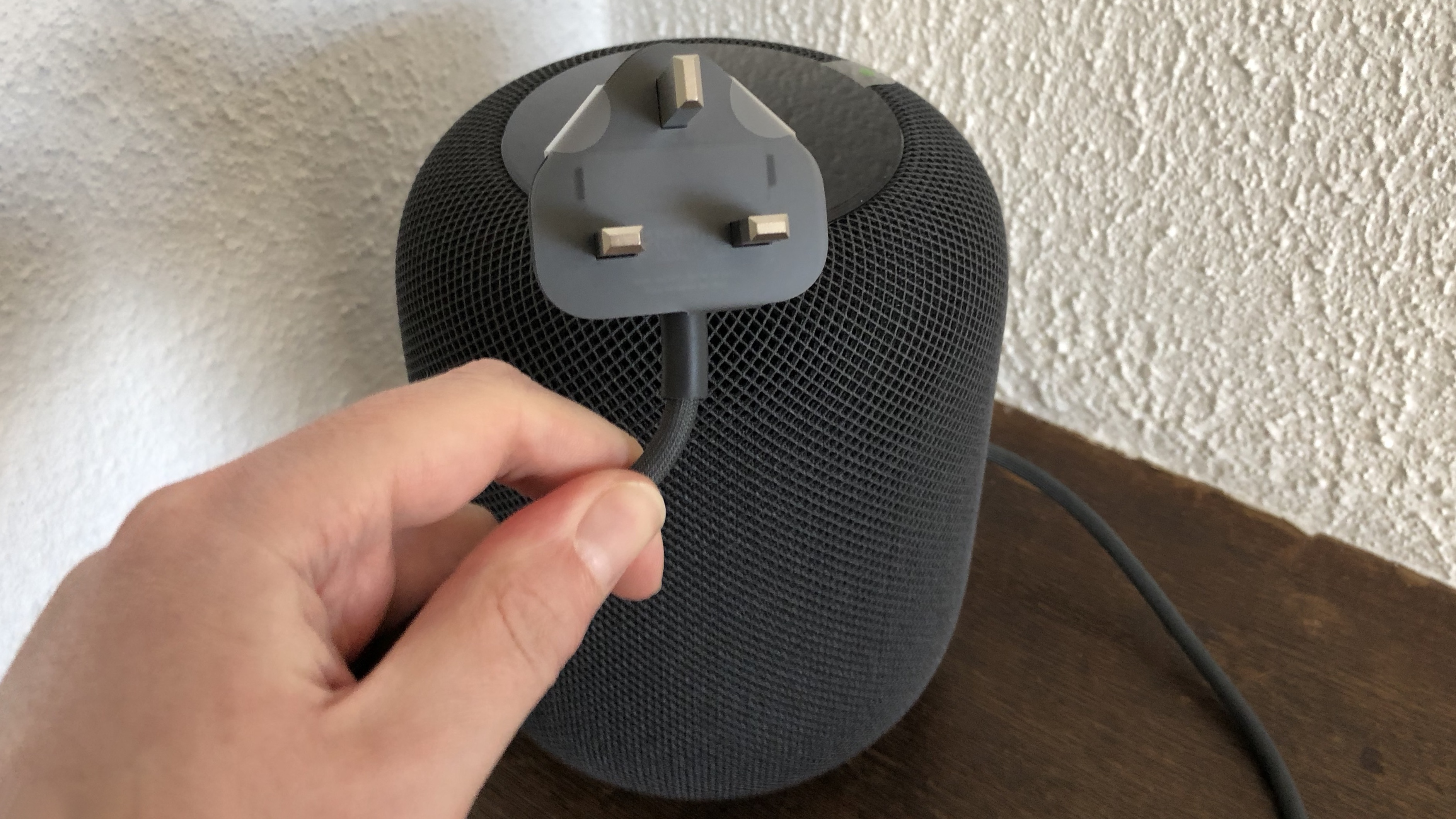 HomePod UK Stekker