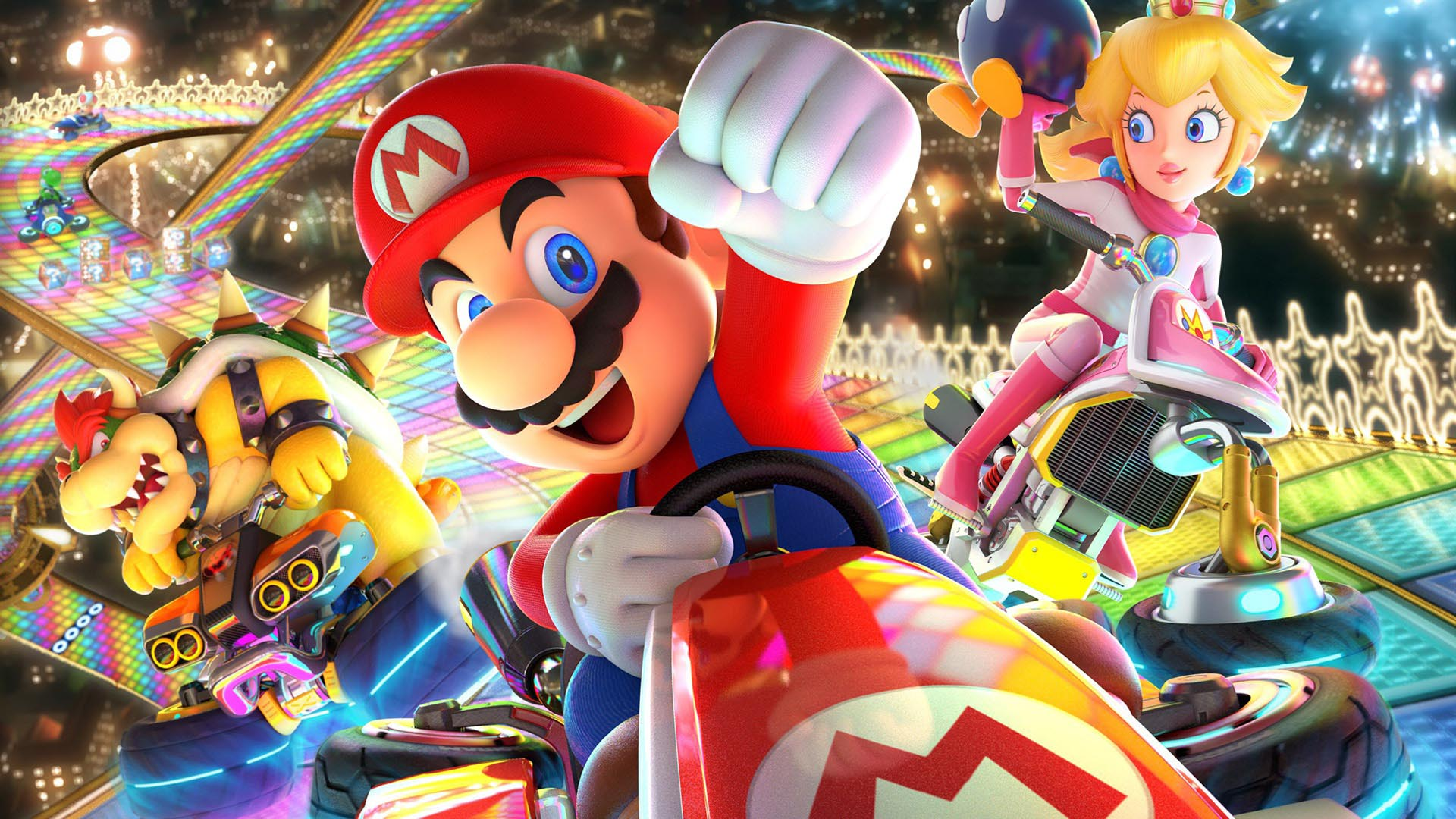 Nintendo Mario Kart