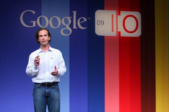 Michael Abbott Google I/O webOS