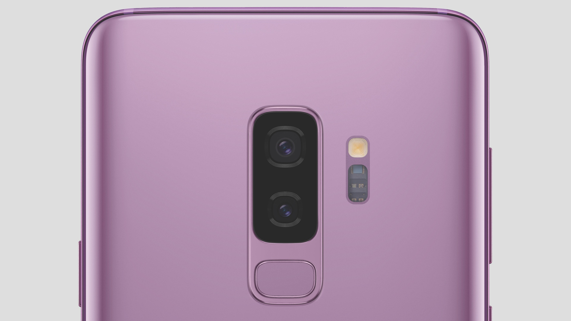 Samsung Galaxy S9+ Camera