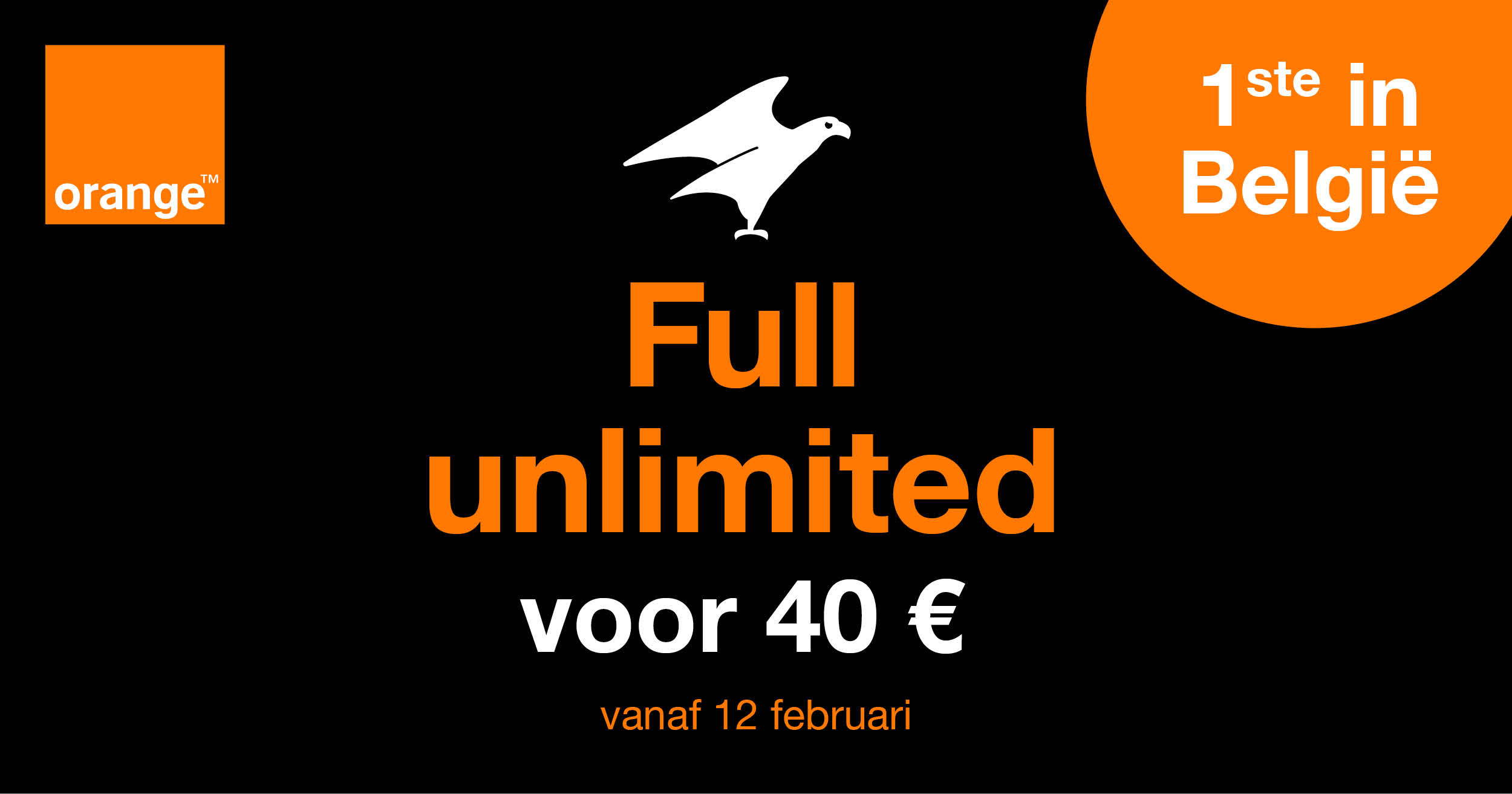 oranje unlimited 4G