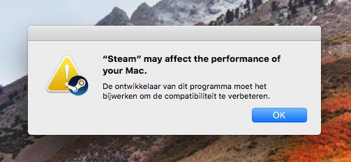 Steam 32-bits