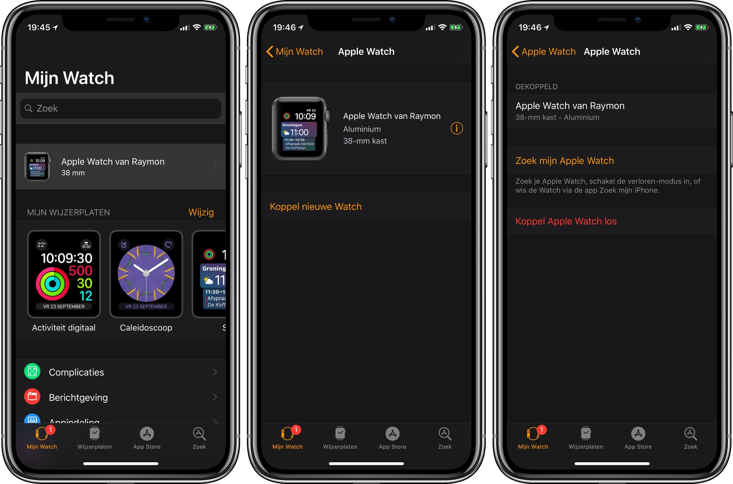 iPhone verkopen verkoopklaar Apple Watch