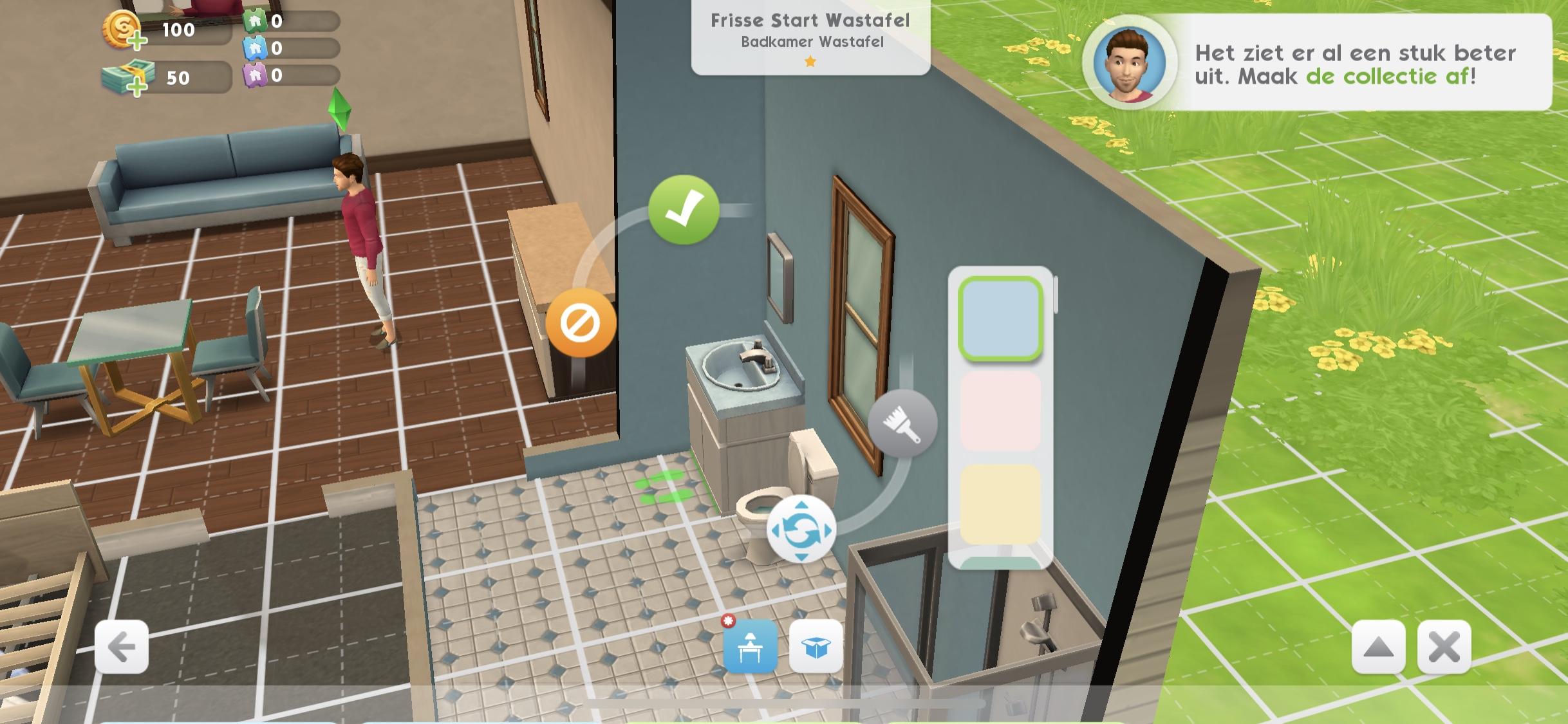 De Sims Mobile 002