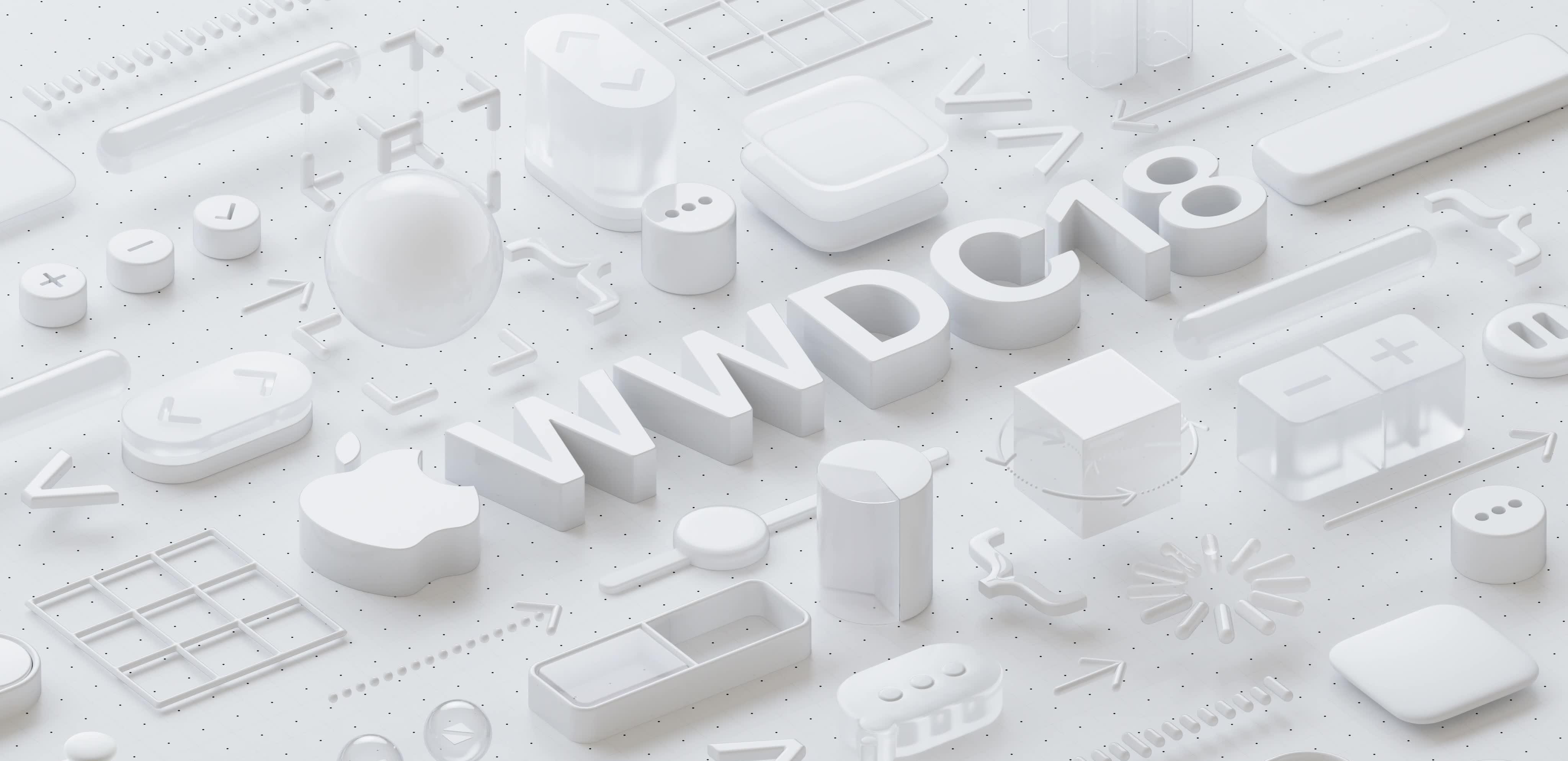 WWDC 2018 artwork