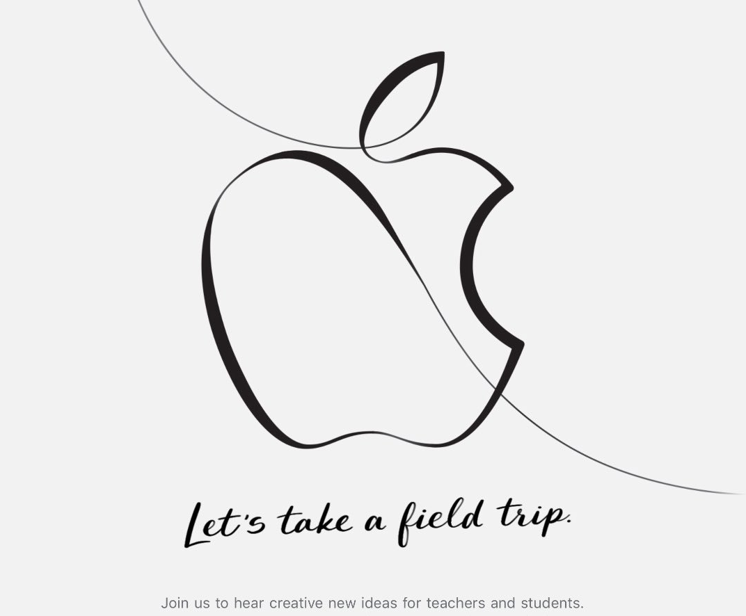 Apple-event 27 maart