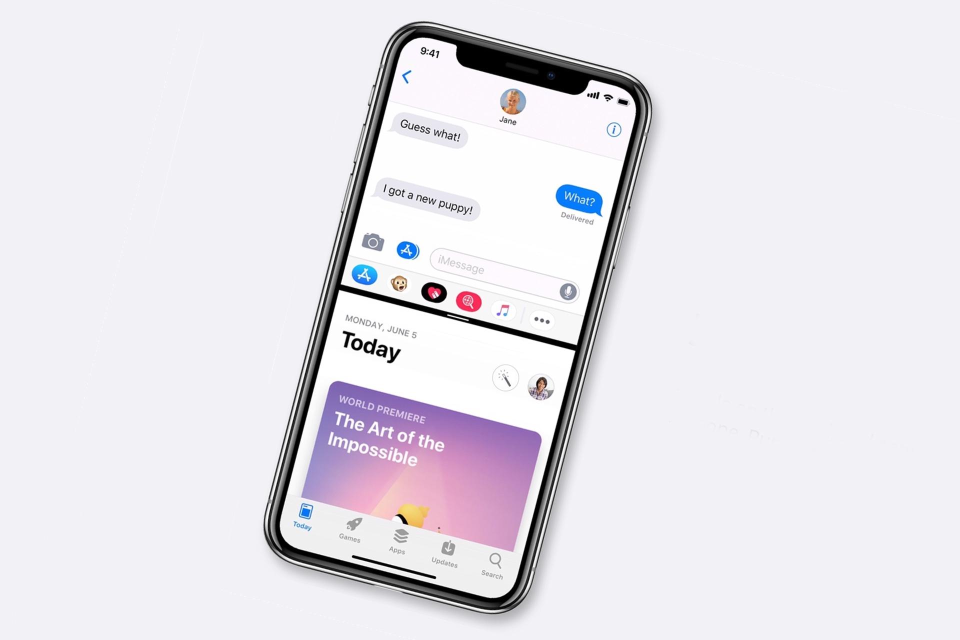 iOS 12 concept 001