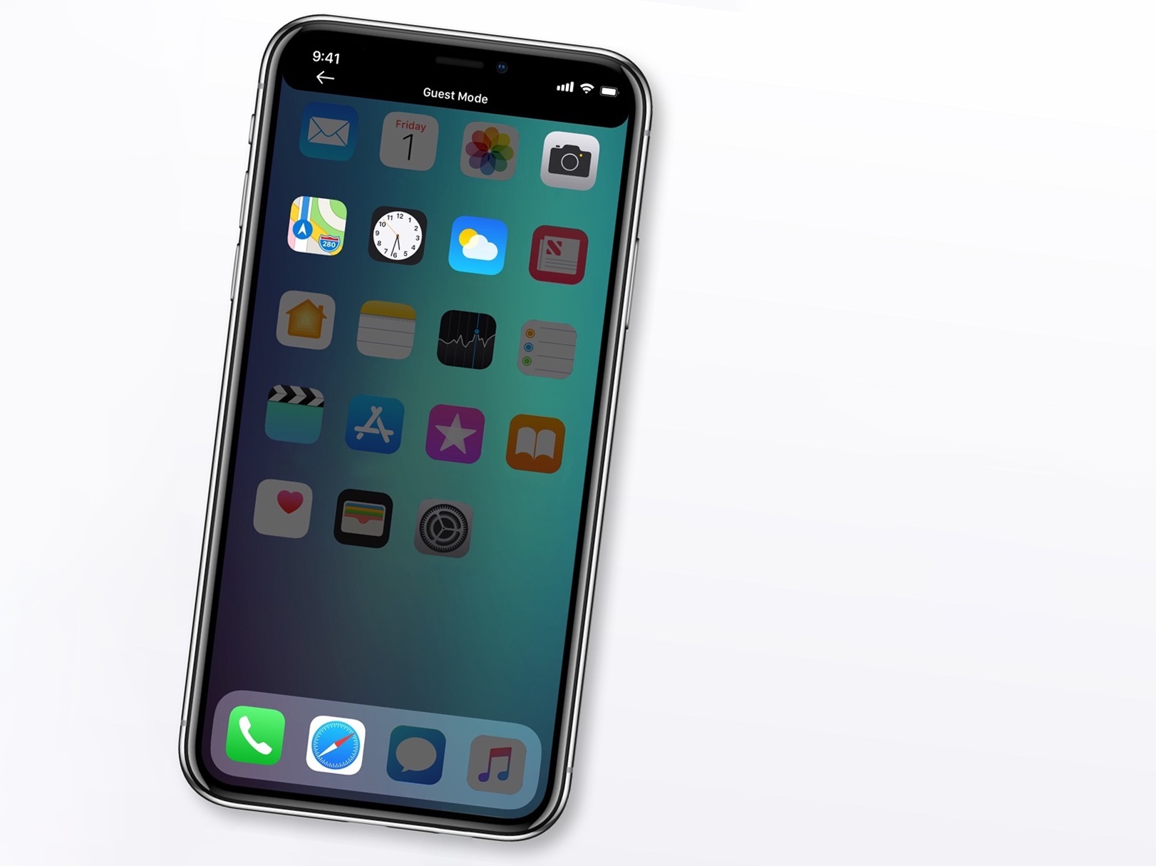iOS 12 concept 005