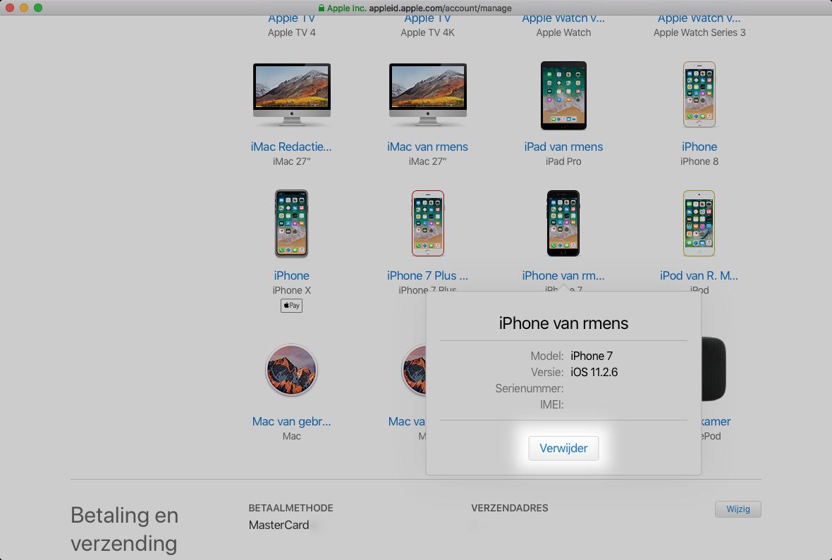 iPhone verkopen verkoopklaar stap 4