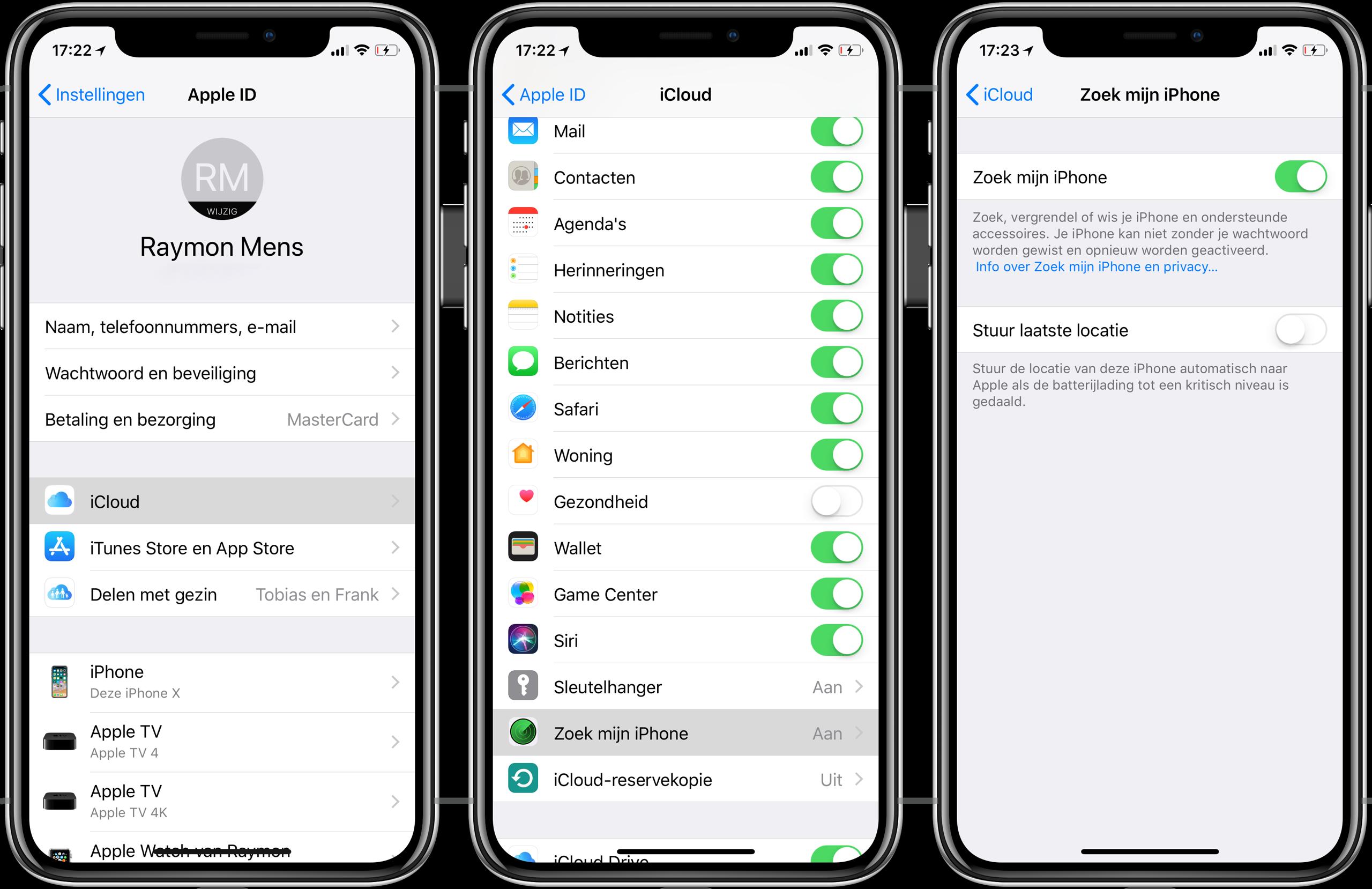 iPhone verkopen verkoopklaar maken stap 2